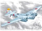 SB 2M-100A, Советский бомбардировщик ІІ Мировой войны 1:72 арт. 72162