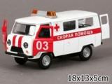 модель Скоря помощь Технопарк 1232 в/к 62774