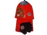 """набор шапка+шарф+перчатки """"Багкуган"""""""
