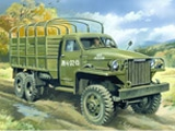 Армейский грузовой автомобиль  ІІ Мировой войны 1:35 арт. 35511