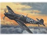 Bf 109E-4 WWII German Night Fighter 1:72 арт. 72134